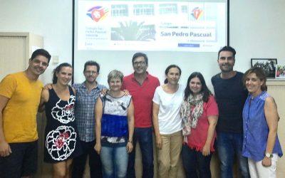 Redes sociales: formación para el Colegio San Pedro Pascual