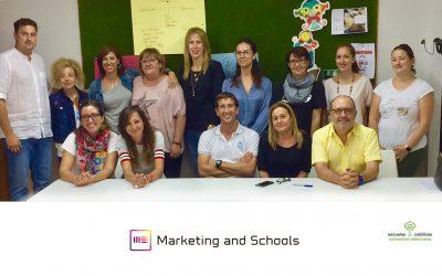 Plan de marketing educativo y comunicación. Formato workshop